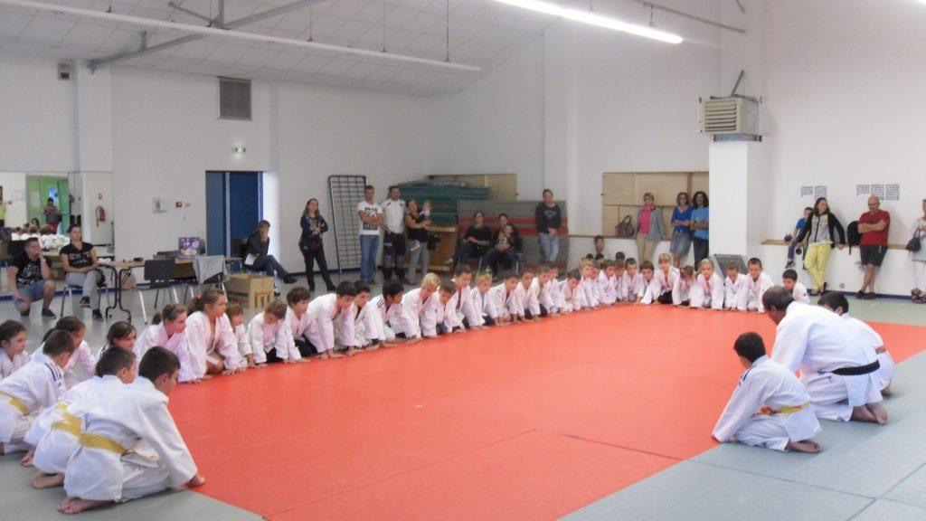 le judo : une vraie maitrise !